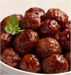 Recipe: Easy Party BBQ Meatballs Summary:I make these all the time for parties, get-togethers, etc etc. It's just so simple and everyone requests the recipe, just tell them it's a secret ingredient! Also works great with Lil Smokies Sausages. Ingredients 1 18 oz jar of Sweet Baby Ray's BBQ sauce 1/2 jar of Welch's grape …