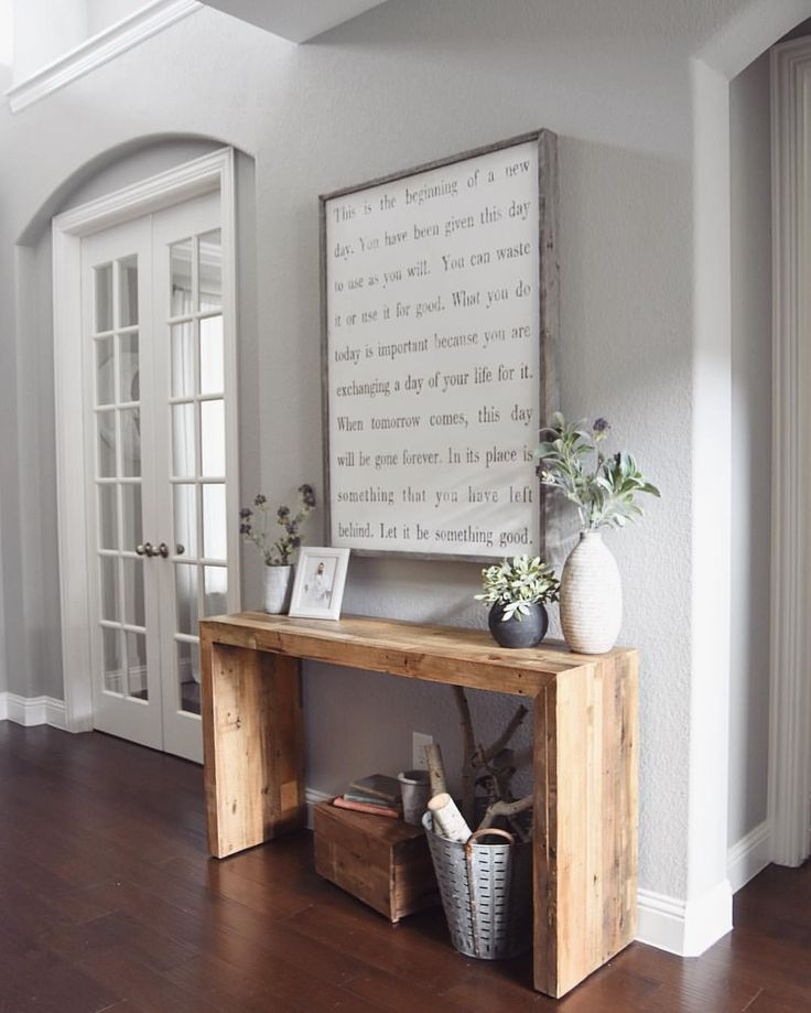 Foyer Table Used : Best entryway console table ideas on pinterest