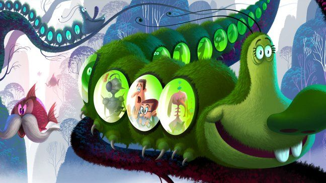 "Sony Animation Announces Upcoming Film Slate: ""Hotel Transylvania 2,"" ""Popeye,"" New Genndy Tartakovsky Film, All-Animated ""Smurfs"" - Toon Zo..."