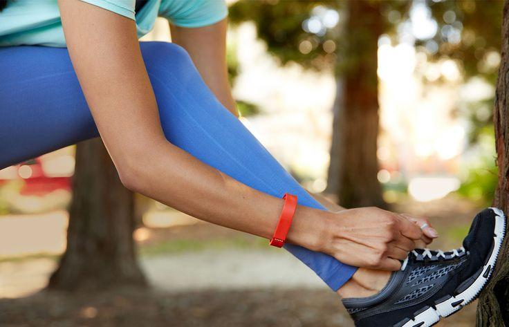 Bracelet sans fil pour l'activité et le sommeil Fitbit Flex
