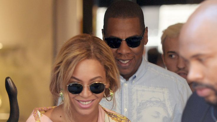 Beyonce and Jay Z have definitely put the Lemonade drama behind them.