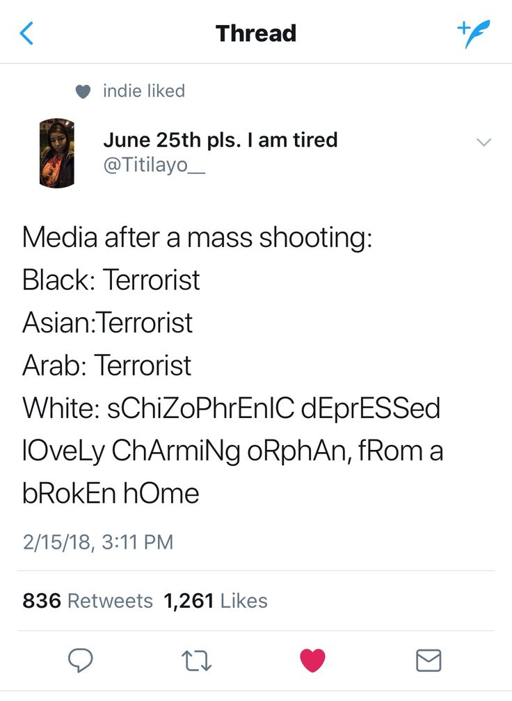 """to quote our lord and savior joe santagato (about white shooters), """"terrorist is a lot easier to type than that shit"""""""