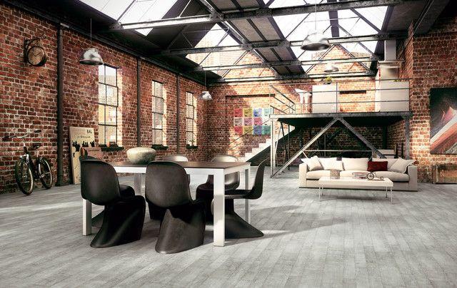 loft estilo estilo industrial