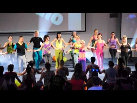 Zumba Fitness MC with Pedro Camacho & The Dominicans
