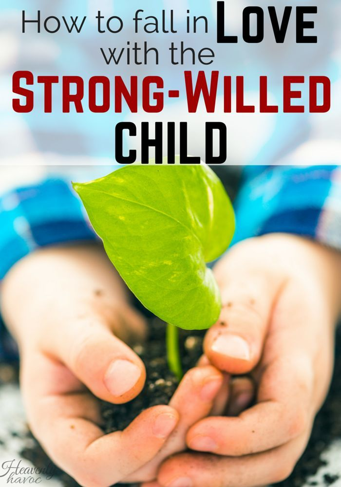 Sometimes the hardest people to love are the ones that need it the most! My strong-willed child has put me through  some of my greatest tests!