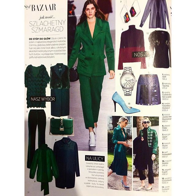 Thank you Harper's Bazaar for featuring #Zurbano AZZURRO high heels @harpersbazaarpolska  See more at: www.zurbano.pl  #ZurbanoShoes #harpersbazaar #harpersbazaarpolska #december #issue #highheels #pumps #luxury #exclusive #leather #azzurro #collection #fashion #fashionmagazine #fashioneditorial #lifestyle #shoes #pickoftheday #shoestagram #instashoes #shoponline #onlineshop