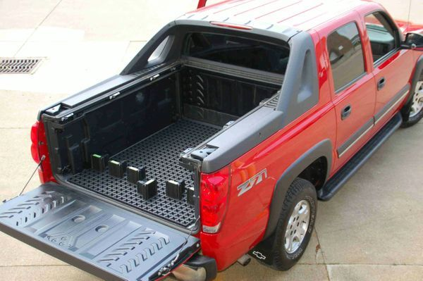 5 5 Truck Bed Kit For Crew Cab Trucks Truck Bed Liner Truck Bed Truck Bed Organization