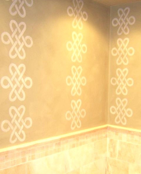 54 best Hand Painted/Stenciled Walls images on Pinterest | Murals ...