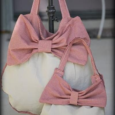 Anthropologie Knock Off Ile Saint-Louis Bag {Free Pattern} - for later when i learn how to sew :)