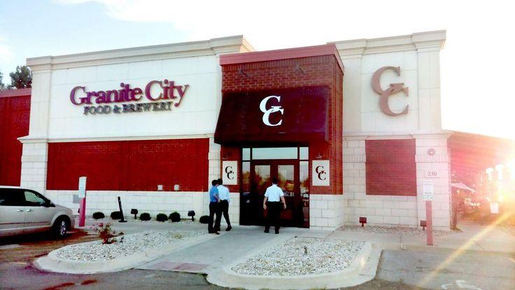 Granite City Restaurant East Peoria