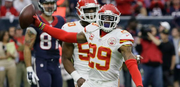 Eric Berry Named Pro Football Focus Comeback Player of the Year