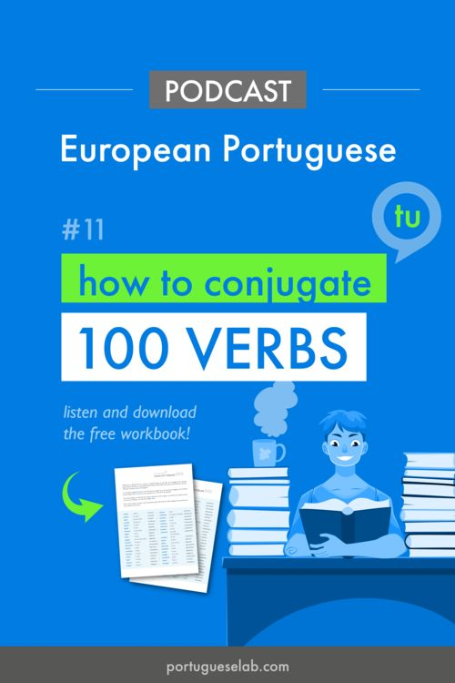 Portuguese verb conjugation online dating