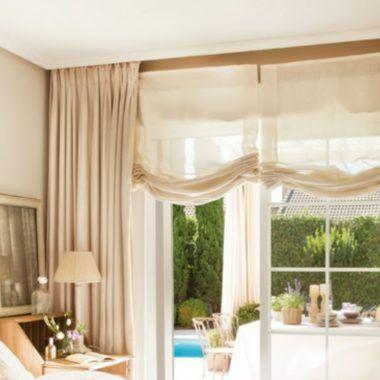 cortinas para dormitorio