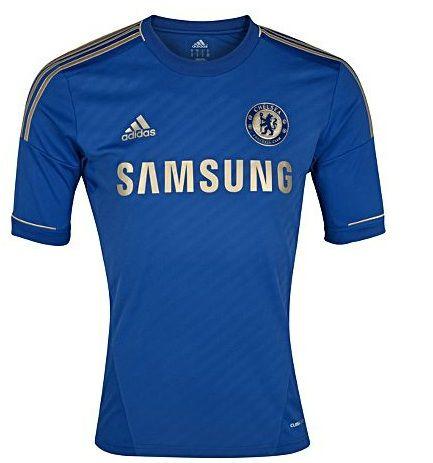 Equipación Chelsea 2013
