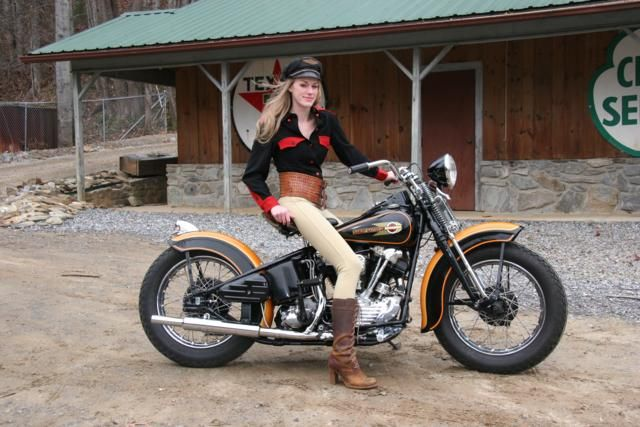 knucklehead motorcycles | Win A Sweet Custom Harley Knucklehead Motorcycle