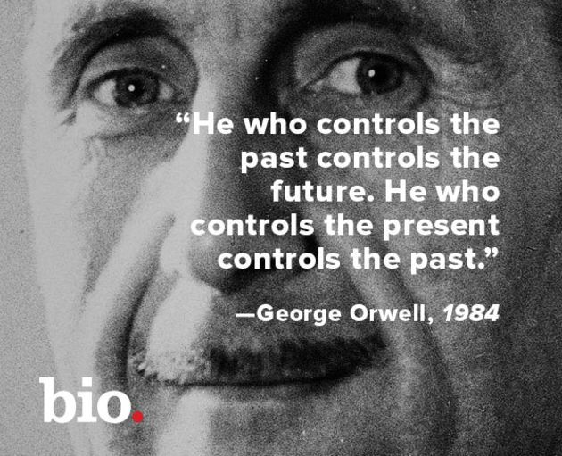 George Orwell 1984 Quote