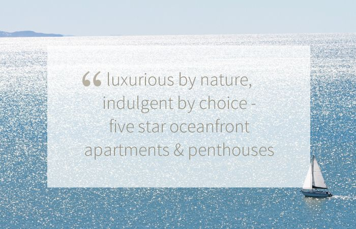 Oceans Mooloolaba - Luxurious by nature