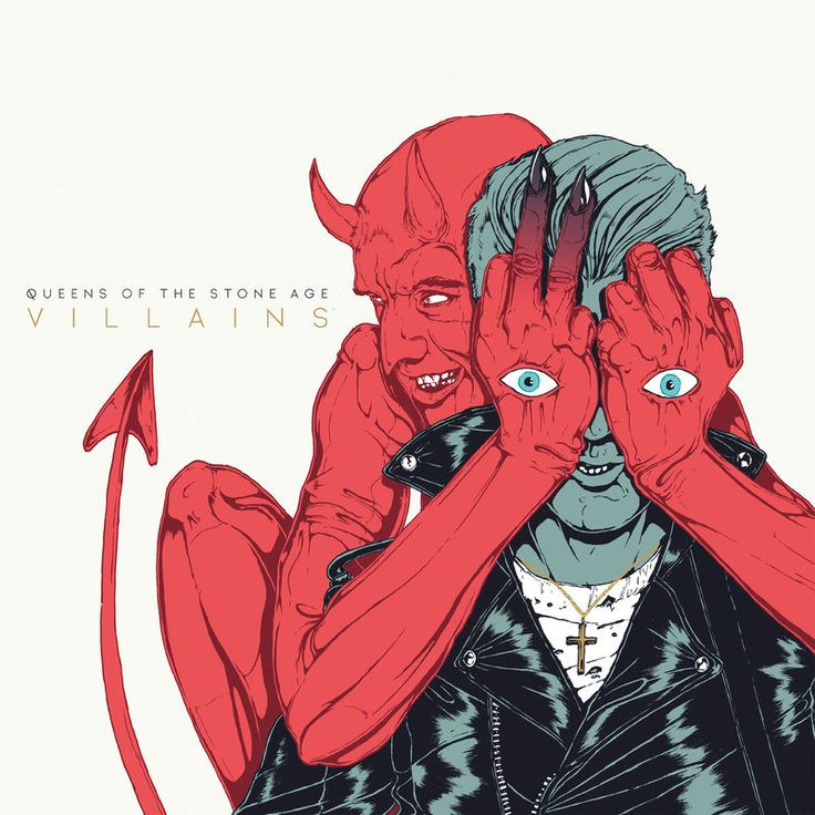 The Way You Used to Do by Queens of the Stone Age - Villains