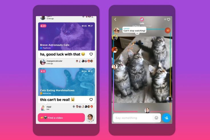 YouTube takes on Facebook Live with real-time video sharing app Uptime  Hitting the Apple App store today, Uptime lets users meet friends, share and watch YouTube videos, as well as add stickers, emojis and comments in real time, similar to Facebook Live.
