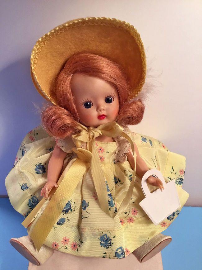 dolls - nancy ann storybook