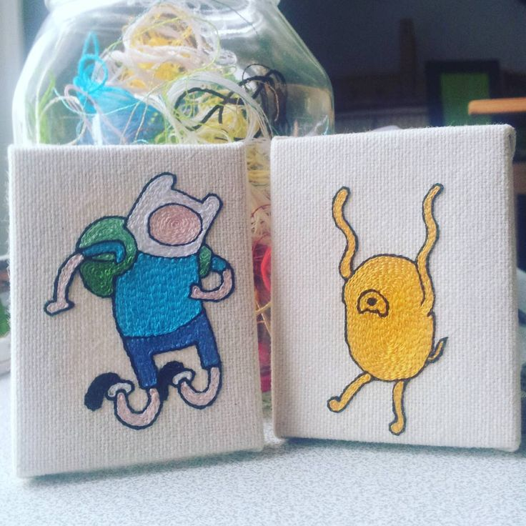 It's Adventure Time ! (Soon on the etsy shop)
