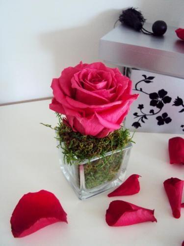 17 best images about tout en rouge rose on pinterest art floral mousse and cubes. Black Bedroom Furniture Sets. Home Design Ideas