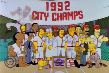Top 10 Simpsons Sports episodes.