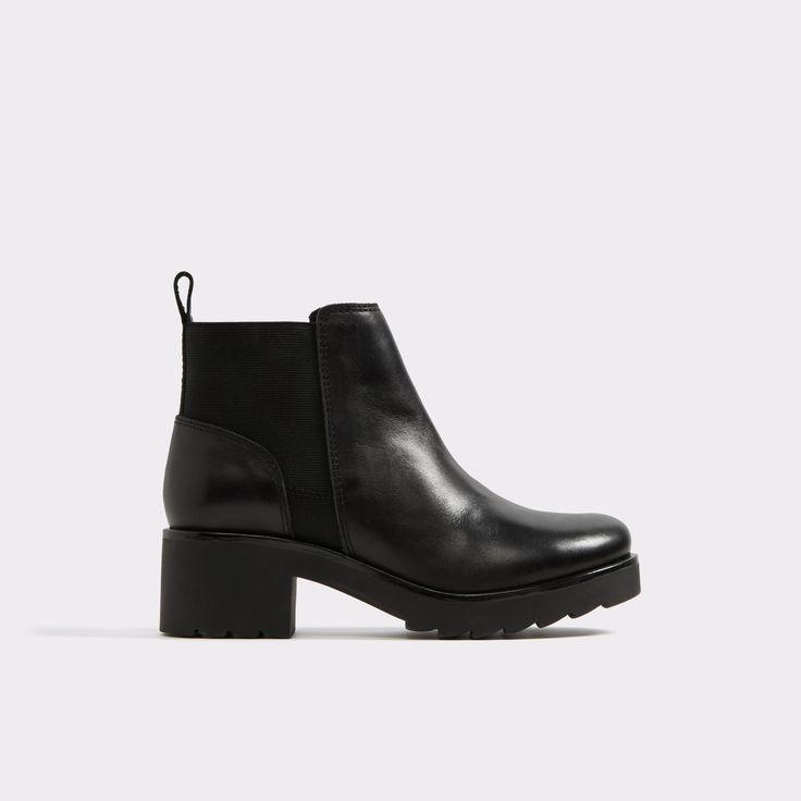 Janowitz Black Women's Ankle boots | ALDO Canada