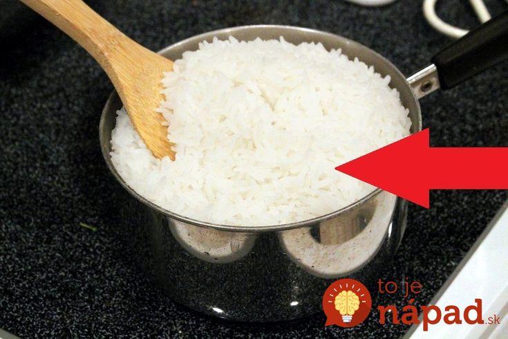 Trik na prípravu perfektnej ryže za 12 minút: Vyskúšal som to na dovolenke a je to perfektný zlepšovák, zvládne to každý!