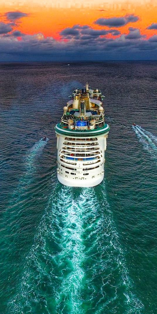 Freedom of the Seas | Exhilaration begins here. Hop aboard one of Royal Caribbean's three Freedom Class ships for an adventure you'll never forget. (Photo: Justin H.)