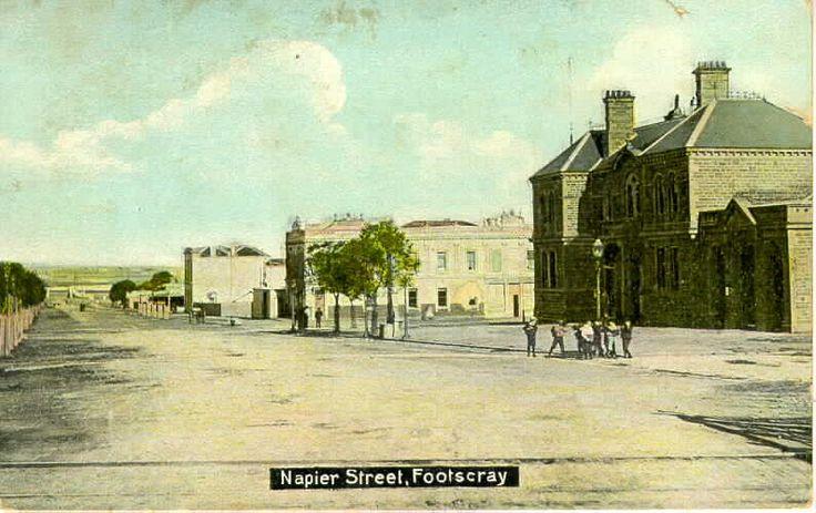 Napier Street, Footscray