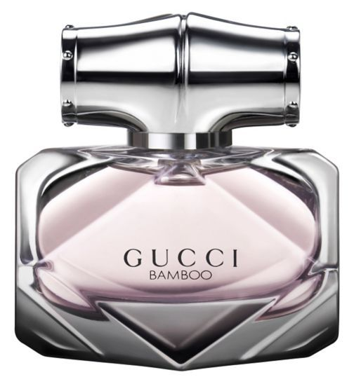 Gucci Bamboo perfume, love this scent!