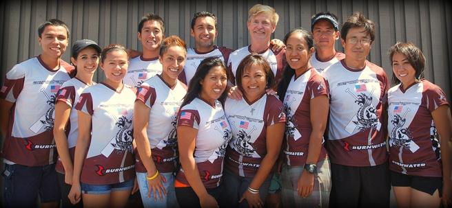 AeroDragons Dragon Boat Jerseys by ATAC Sportswear  http://www.dragonboatatac.com