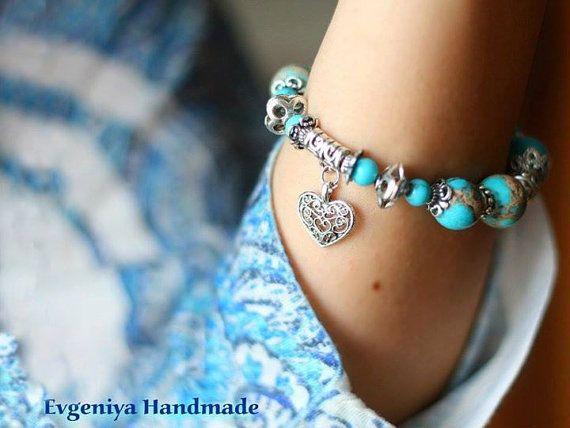Bracelet Браслет by MyDayDreamsShop on Etsy
