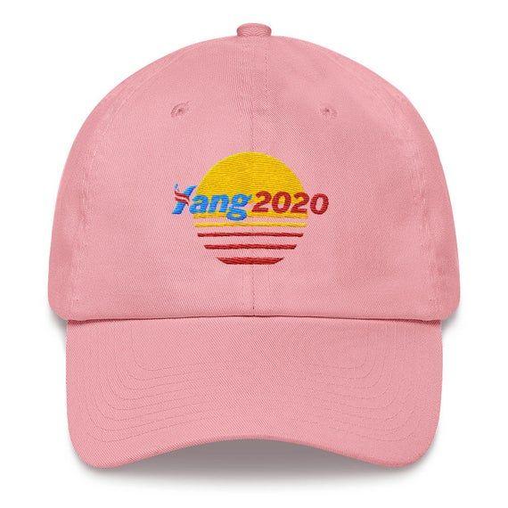 Yang 2020 Dad Hat