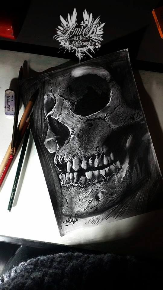 shadow skull