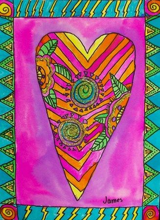 Laurel Burch Valentines