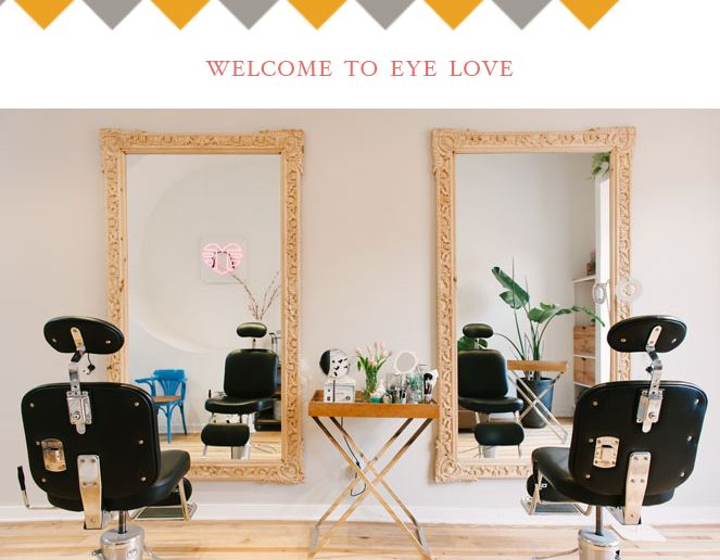 Eye Love Brow Beauty Bar In Toronto