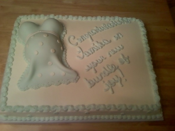 Pregnant Cake Images