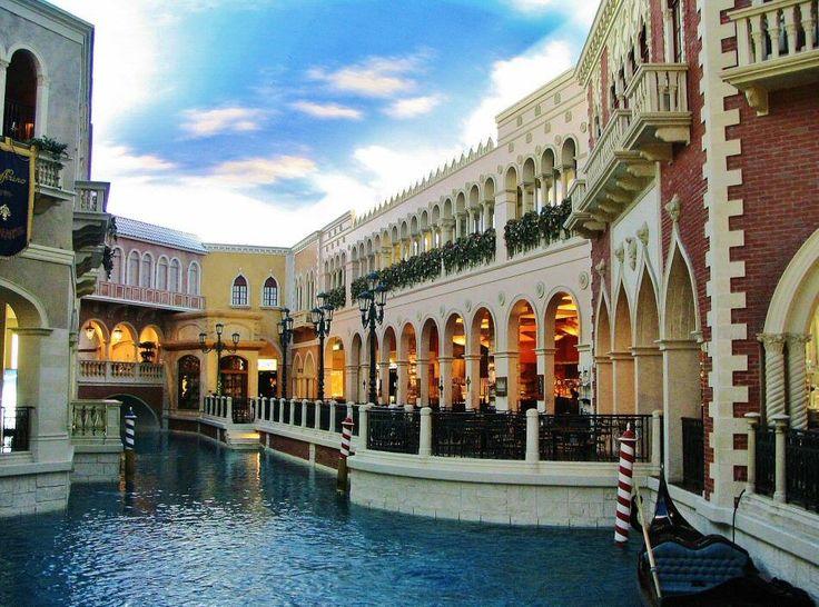 Las Vegas - Fotos Hotel Venecia | Viajar a Estados Unidos
