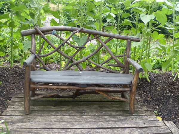 16 best banc images on Pinterest Benches, Wooden benches and - banc en pierre pour jardin