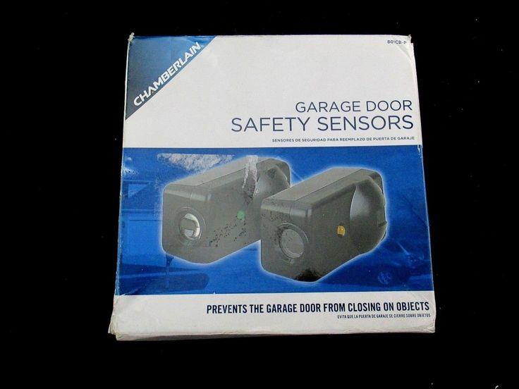 Chamberlain Garage Door Safety Sensors