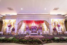Melayu Deli Wedding of Vina and Dimas
