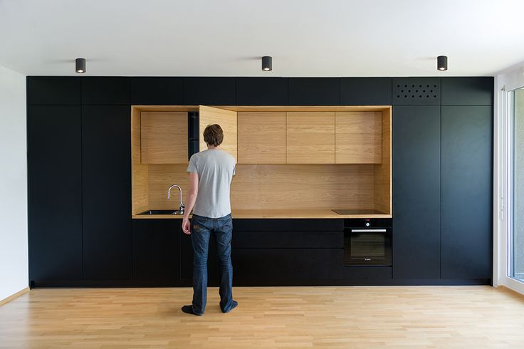 Gallery - Black Line Apartment / Arhitektura d.o.o. - 5