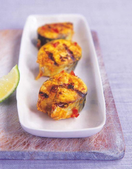 Ikan+Bakar+Recipe Ikan panggang | Marinated grilled mackerel, For ...