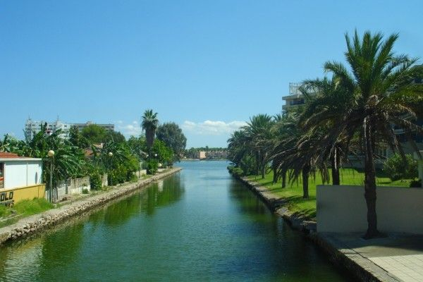 Alcudia Grand Canal, Majorca, Spain