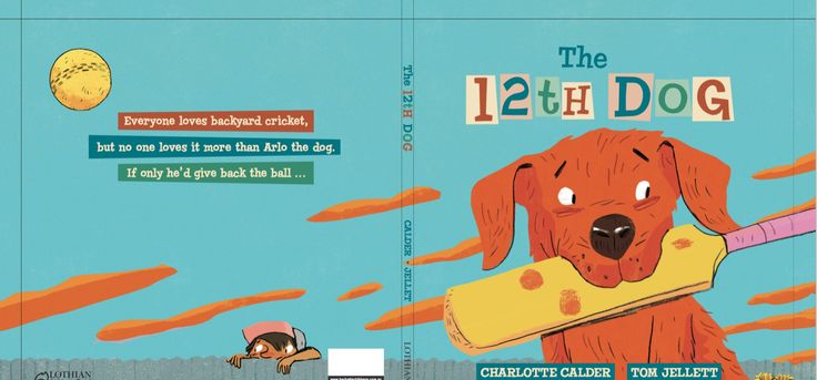 First look at The 12th Dog - imagine how excited I was when I got this!