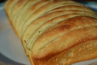 Butterflake Herb Loaf | Pains | Pinterest | Herbs