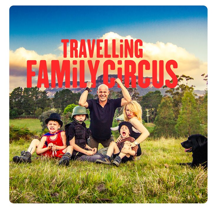 Our life is a Travelling Family Circus! Step on up for the greatest new show on Earth! As seen on youtube and travellingfamilycircus.tv   #travellingfamilycircus #watchonyoutube #familylifeadventures #familyadventureshow