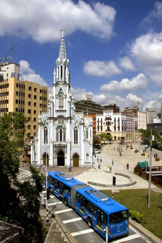The city of Cali, Valle del Cauca department, #Colombia. Visit our website: http://www.going2colombia.com/